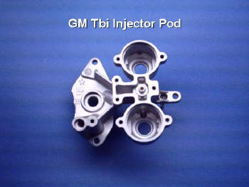 GM Tbi Injector Pod - 7 4L